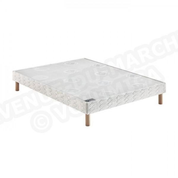 sommier bultex confort ferme 90x190cm h14cm aucune. Black Bedroom Furniture Sets. Home Design Ideas