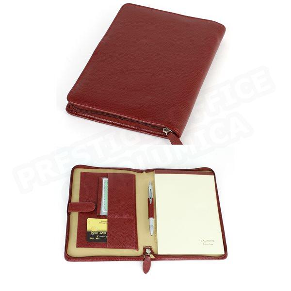 conf rencier porte document a5 cuir laurige. Black Bedroom Furniture Sets. Home Design Ideas
