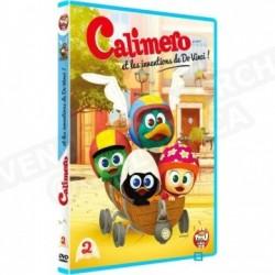 DVD CALIMERO DO VINCI