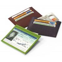 Porte carte d'identité et cb cuir