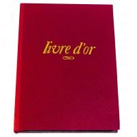Livre d'Or A4 cuir