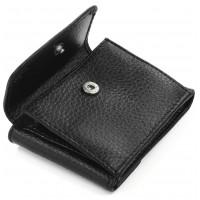 Porte-monnaie billets et cartes cuir